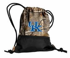 Kentucky Wildcats Realtree String Pack / Backpack