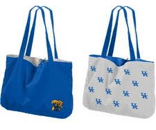 Kentucky Wildcats Reversible Tote Bag