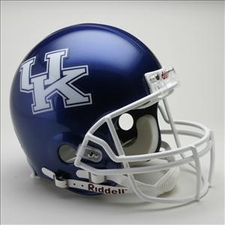 Kentucky Wildcats Riddell Pro Line Authentic Helmet