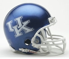 Kentucky Wildcats Riddell Replica Mini Helmet