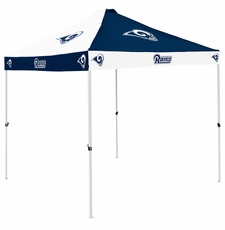 LA Rams  - Checkerboard Tent