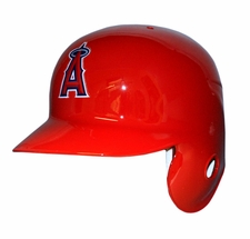 Los Angeles Angels Left Flap Rawlings Authentic Batting Helmet