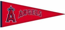 Los Angeles Angels of Anaheim Traditions Wool Pennant