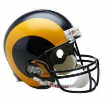 Los Angeles Rams (St. Louis) 1981-99 Throwback Deluxe Replica Helmet