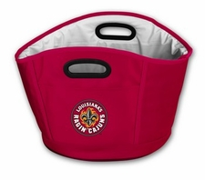 Louisiana Lafayette Ragin Cajuns Party Bucket