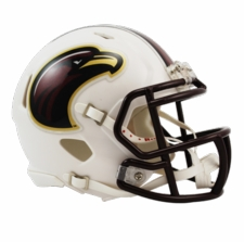 Louisiana Monroe Warhawks Riddell Speed Mini Helmet