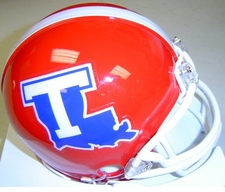 Louisiana Tech Bulldogs Riddell Replica Mini Helmet