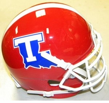 Louisiana Tech Bulldogs Schutt XP Authentic Mini Helmet