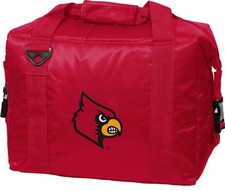 Louisville Cardinals 12 Pack Small Cooler