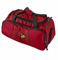 Louisville Cardinals Athletic Duffel Bag