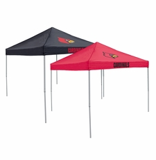 Louisville Cardinals Home / Away Reversible Logo Tailgate Tent