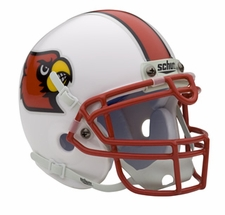 Louisville Cardinals Schutt Authentic Mini Helmet