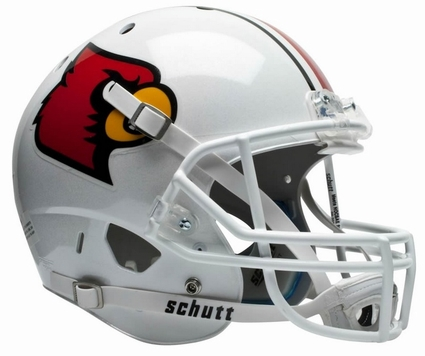 Louisville Cardinals Schutt XP Full Size Replica Helmet