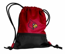 Louisville Cardinals String Pack / Backpack
