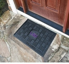 LSU Tigers 19x30 Medallion Door Mat