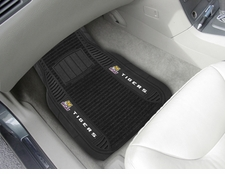 LSU Tigers 2-Piece Deluxe Car Mats