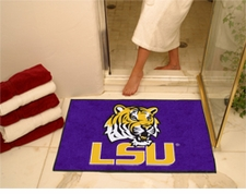 "LSU Tigers 34""x45""  LSU All-Star Floor Mat"