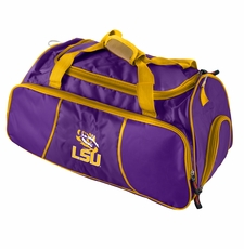LSU Tigers Athletic Duffel Bag
