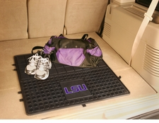 LSU Tigers Heavy Duty Vinyl Cargo Mat