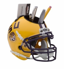 LSU Tigers Helmet Desk Caddy