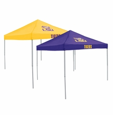 LSU Tigers Home / Away Reversible Logo Tailgate Tent