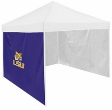 LSU Tigers Purple Side Panel for Logo Tents
