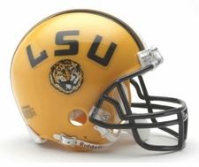 LSU Tigers Riddell Replica Mini Helmet