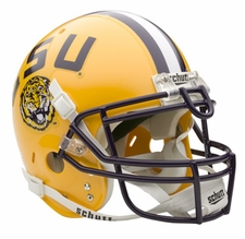 LSU Tigers Schutt Authentic Full Size Helmet