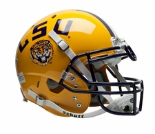 LSU Tigers Schutt XP Authentic Helmet
