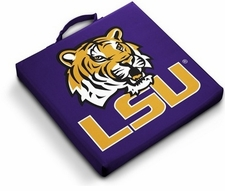 LSU Tigers Stadium Seat Cushion