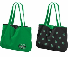 Marshall Thundering Herd Reversible Tote Bag