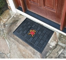 Maryland Terrapins 19x30 Medallion Door Mat