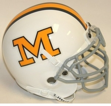 Maryland Terrapins 1972-81 Schutt Throwback Mini Helmet