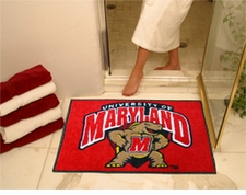 "Maryland Terrapins 34""x45"" All-Star Floor Mat"