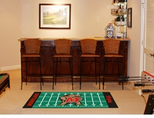 "Maryland Terrapins Football Runner 30""x72"" Floor Mat"
