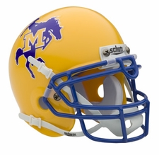 McNeese State Cowboys Schutt Authentic Mini Helmet