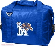 Memphis Tigers 12 Pack Small Cooler