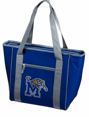 Memphis Tigers 30 Can Cooler Tote
