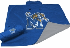 Memphis Tigers All Weather Blanket