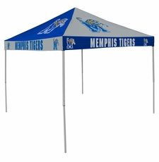 Memphis Tigers Checkerboard Logo Canopy Tailgate Tent