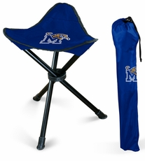 Memphis Tigers Folding Stool