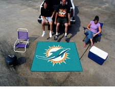 Miami Dolphins 5'x6' Tailgater Floor Mat