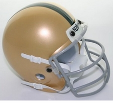 Miami Hurricanes 1964-68 Schutt Throwback Mini Helmet