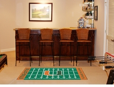 "Miami Hurricanes Football Runner 30""x72"" Floor Mat"