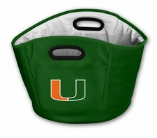 Miami Hurricanes Party Bucket