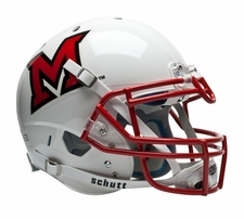 Miami of Ohio Redhawks Schutt XP Authentic Helmet