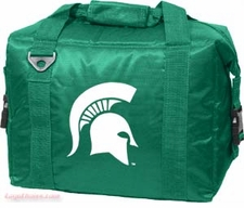 Michigan State Spartans 12 Pack Small Cooler