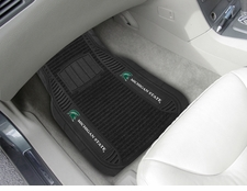 Michigan State Spartans 2-Piece Deluxe Car Mats