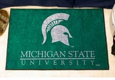 "Michigan State Spartans 20""x30"" Starter Floor Mat"