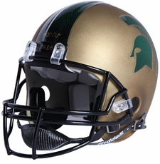 Michigan State Spartans 2011 Pro Combat Riddell Authentic Helmet